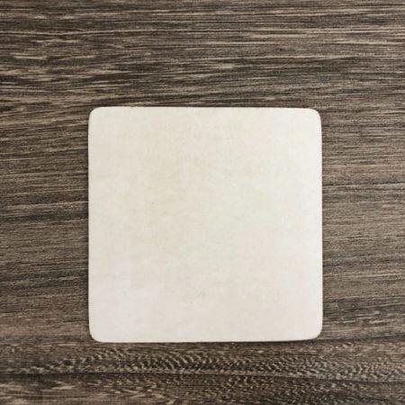 吸水杯墊-方形厚紙卡1.2mm