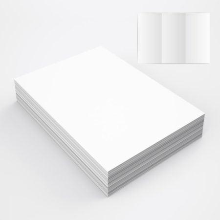 大量海報 (三摺)