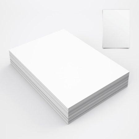 大量海報(無摺紙-單面印刷)