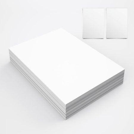 大量海報(無摺紙-雙面印刷)