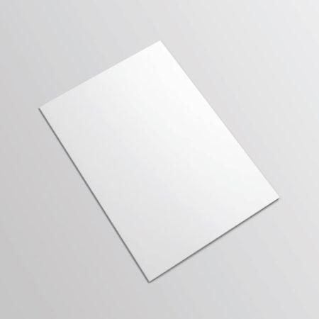少量海報(無摺紙-單面印刷)
