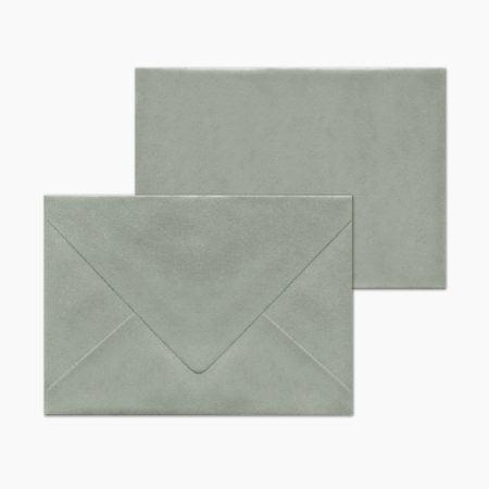 銀灰色信封